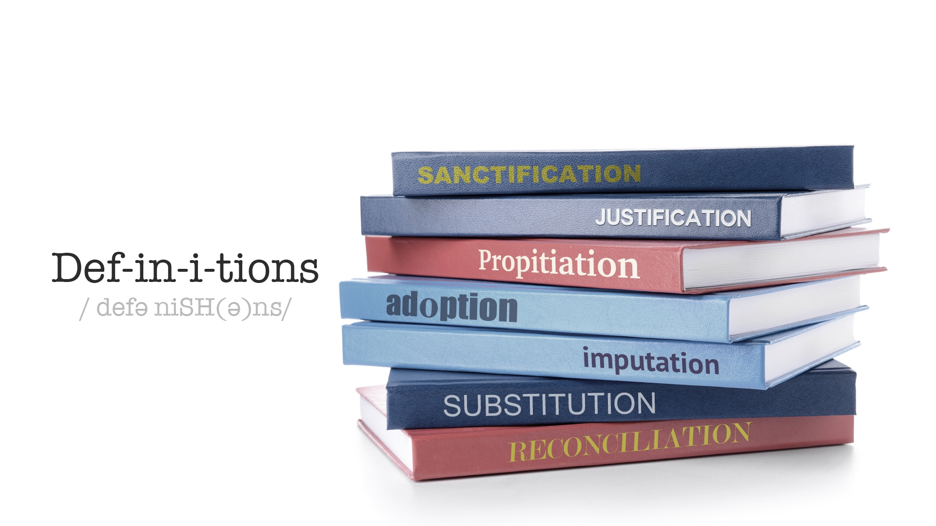 Definitions: Propitiation
